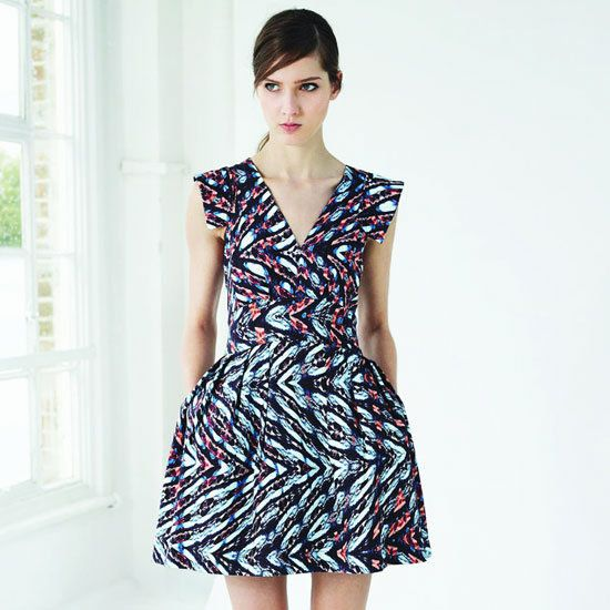 i just want to spend the day staring out the window in this oh-so-pretty-Reiss dress on a lazy sunday afternoon ... adorbs