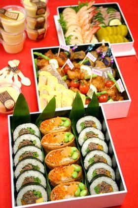 「運動会のお弁当」の芸術的すぎる飾りつけ写真【83枚】 - NAVER まとめ