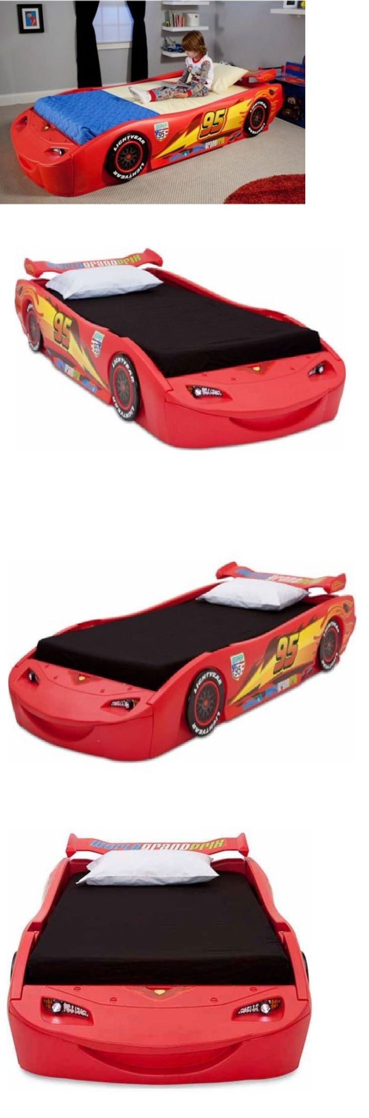 top 25 best disney cars bedroom ideas on pinterest disney cars bedroom furniture 66742 disney cars lightning mcqueen kids twin bed with lights molded plastic new