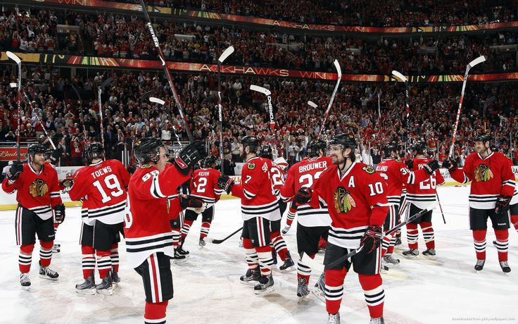chicago blackhawks pictures