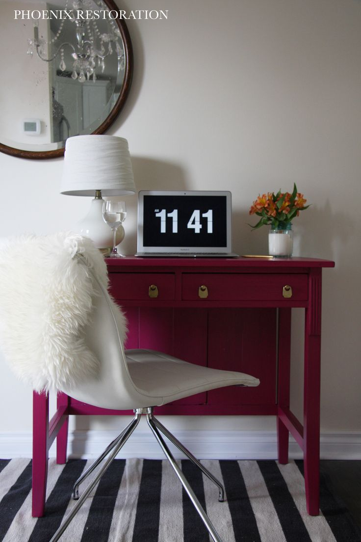 Addition union furniture pany antiques likewise union furniture pany - 2014 1120 Framboise Desk Full Pink Furniturecolorful