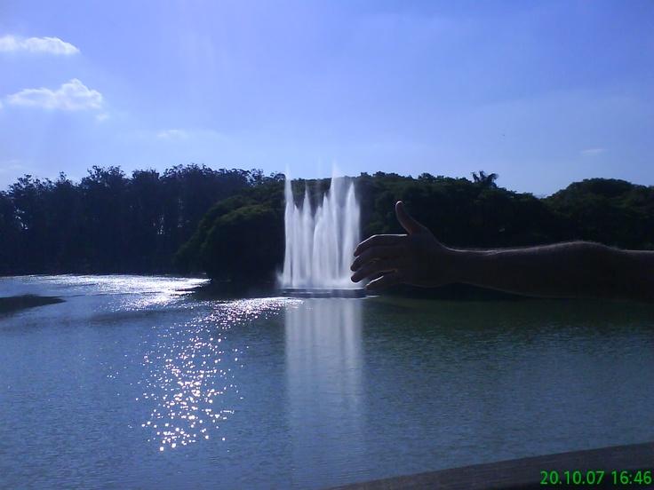Taquaral, Campinas, 2007