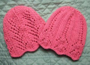 Complicated Knitting Stitches : These free knitting patterns for hats look a lot more complicated than they r...