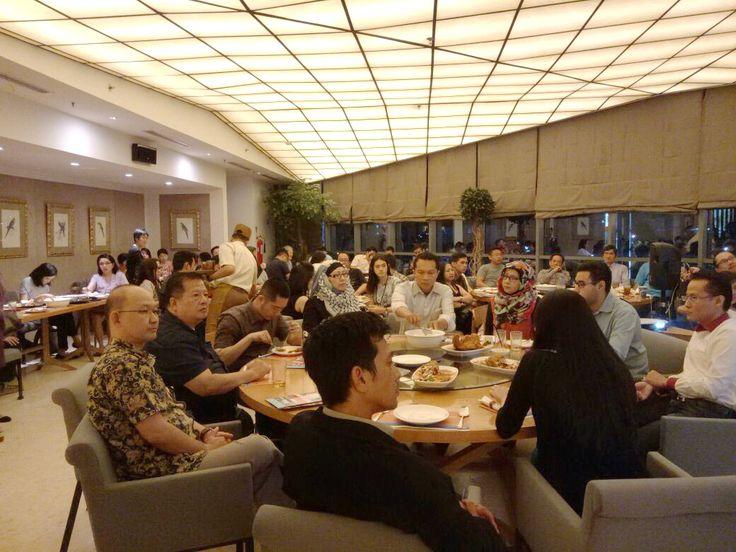 Investor Gathering Gangnam District Bekasi by Pollux Property, pada hari Jumat 16 Desember 2016 di restoran Penang Bistro Restaurant – Mall Central Park (Lantai 1) berlokasi di Jl. Letjen S. Parman No.28, Grogol petamburan, Jakarta Barat.