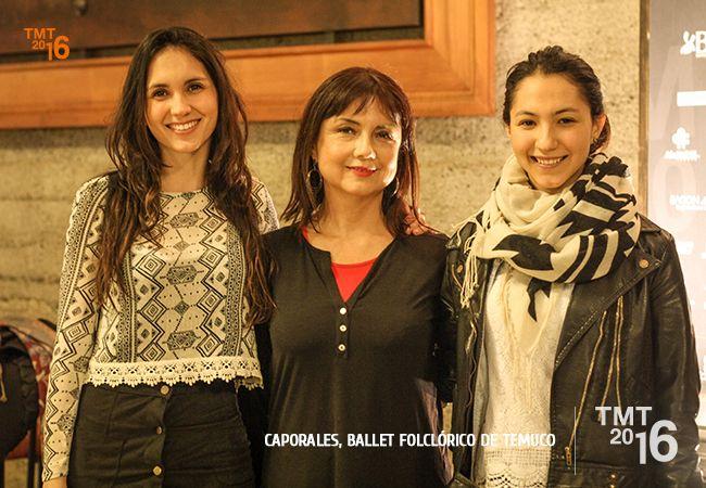 Caporales llega al Teatro Municipal junto al Ballet Folclórico de Temuco, los espectadores disfrutaron de esta gran presentación