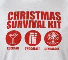 Weihnachten überleben