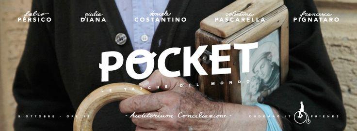 • Pocket Project • First Preview • Corti and Cigarettes - International Short Film Festival •  www.pocketproject... twitter.com/... instagram.com/... Instagram @Judith de Munck Project #pocketproject #pocketour