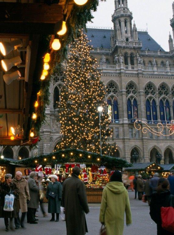 Best German Christmas Markets: Spittelberg Market, Vienna, Austria