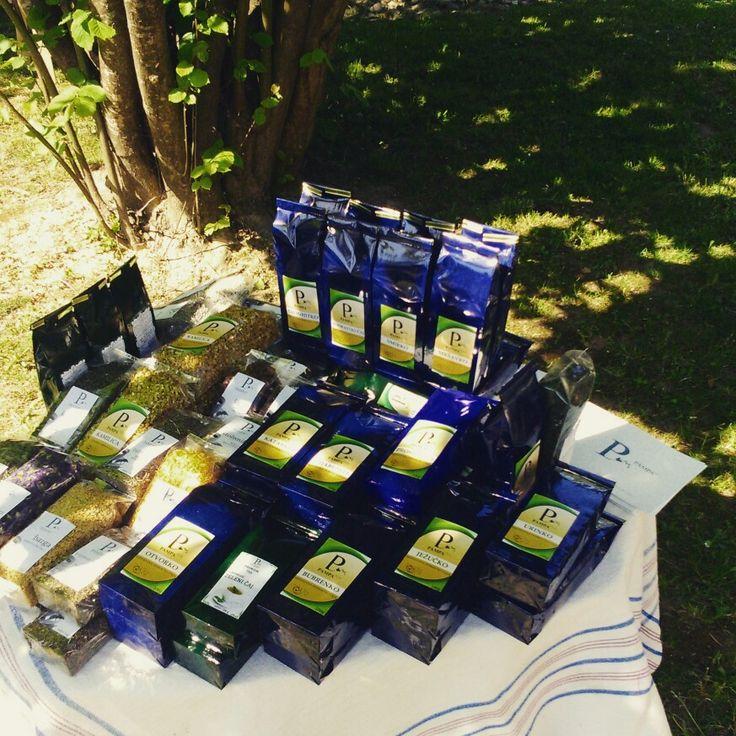 Sunnyvillage fair- Presentacion of Pampa herbal teas. Themes of fair:  -village folk, tradicional food, ecology, history legend...