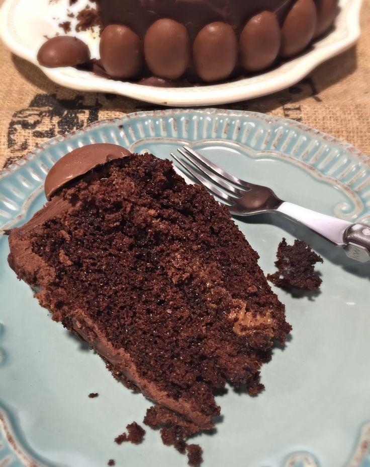 Torta de Chocolate Rica y Fácil