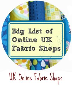 Looking for online fabric shops based in the UK? This Very Berry Handmade comprehensive list is the best resource around. When you're starting out with sewing, it's tricky to find the b…