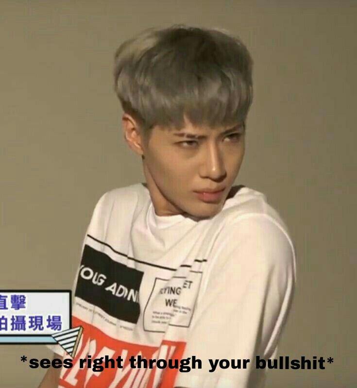 Taemin Kpop Meme Btskpop