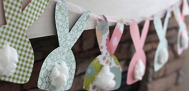 Simple and quick handmade ideas to decorate during Easter time by BioRadar