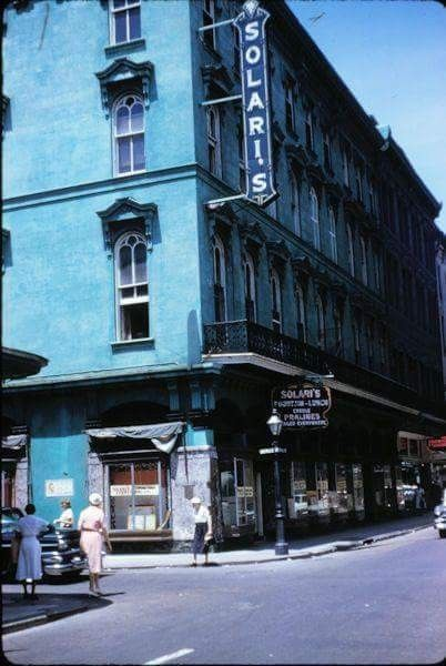 the history of new orleans a city in southern louisiana Welcome to louisiana genealogy trails this orleans parish  orleans parish history the city of new orleans and orleans parish are  for the southern states.
