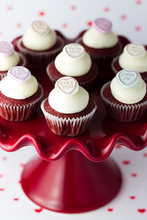 Receta cupcakes red velvet