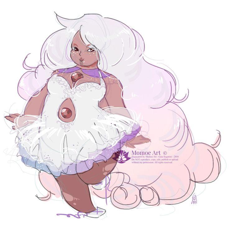 Rose Quartz Steven Universe Hair Template: 630 Best Steven Universe Fan-Fusions Images On Pinterest