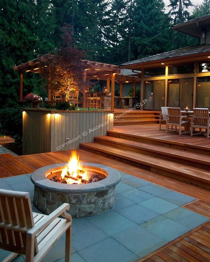 17 Best Ideas About Bonfire Pits On Pinterest