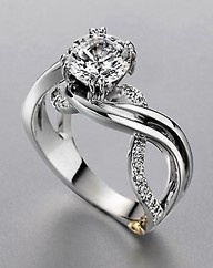 B-E-A-Utiful. wouldn't be complaining if i got this big honker of a ring.