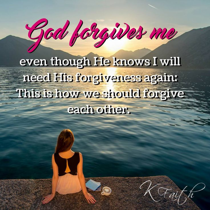 God forgives me even though He knows I will need His forgiveness again: This is how we should forgive each other. ~KFaith  . #sunset #water #mountains #forgive #forgiveness #god #godforgives #coffee #music #shine #serene #faithstrong #faith #prayer #godisgood #godislove #attorney #lawyer