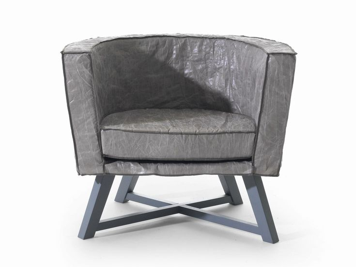 Schön Gepolsterter Loungesessel Mit Abnehmbarem Bezug GRAY 08 By Gervasoni Design  Paola Navone
