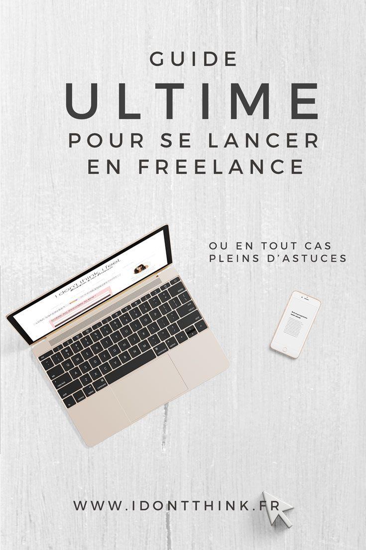 +30 ressources pour te lancer sereinement en Freelance !