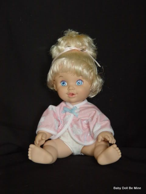 Baby Uh Oh 1980 S Toys Doll She Drinks And Wets Get S