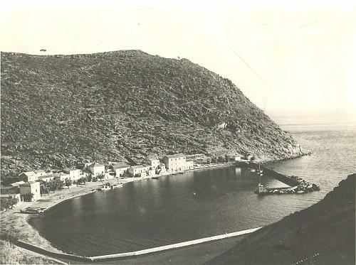 Isola di Capraia - Vintage photo