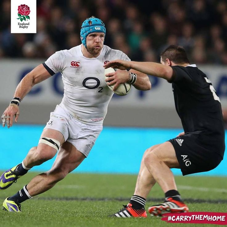 James Haskell, Wasps RFC, England.