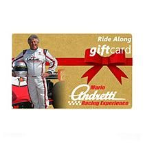 "Mario Andretti Racing Experience ""Ride Along Package with Pit Pass"""