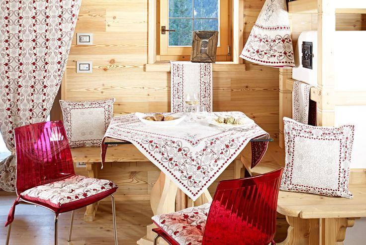 Che ne dite di questo set per la cucina? Sembra proprio adatto per una merenda con i fiocchi scesi dalle piste! #Galtexstyle