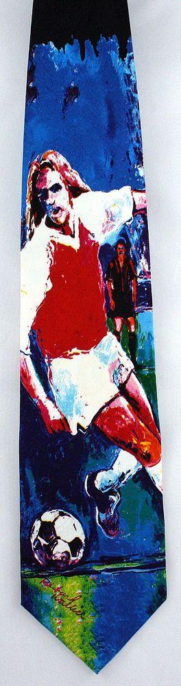 World Cup Richard Wallich Mens Necktie Soccer Football Sports Silk Art Neck Tie #RichardWallich #NeckTie
