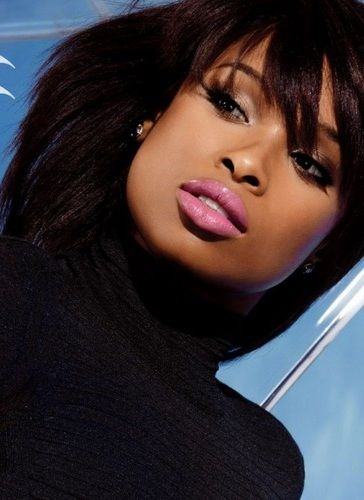 Jennifer Hudson. Beautiful photo.