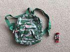 Cath Kidston Kids Mini Backpack/Rucksack Crocodile