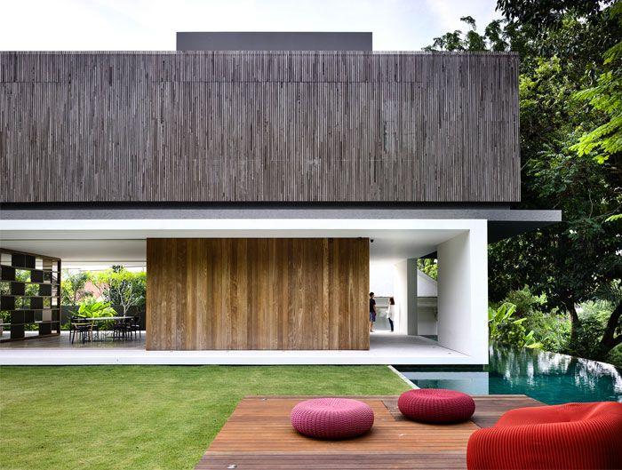 KAP House U2013 Modern Tropical Living By ONGu0026ONG