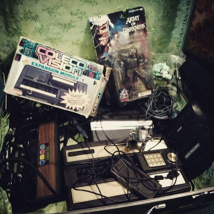 Don't miss this one by burkeywhiz #intellivision #microhobbit (o) http://ift.tt/2bWu3av as fuck!! #garagesalefinds #fleamarketfinds #grimlock #evilash #armyofdarkness #colecovision #atari2600 #atari  #tele-games #segagenesis #robotech