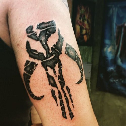 Images Pictures Tattoos Hunter: Best 10+ Star Wars Tattoo Ideas On Pinterest