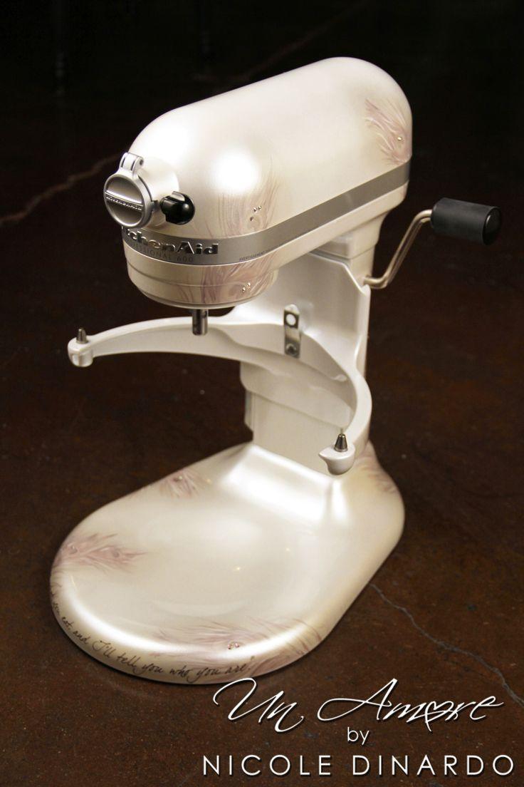 International home housewares show 2013 kitchenaid custom - Un Amore Custom Designs