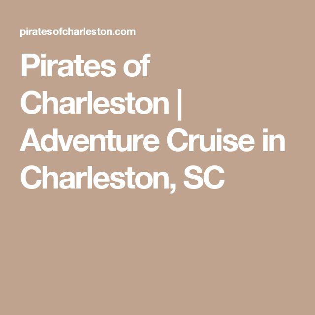 Pirates of Charleston | Adventure Cruise in Charleston, SC