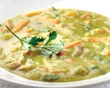 Erwten Soep - Dutch Pea Soup with Caribbean flair. Two things which The Netherlands acquired as a result of the Eighty-Year War, 1568 - 1648, were her independence and this robust pea soup from Spain. Find the Aruban recipe here.
