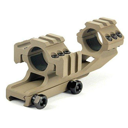 Fast Dealz Tactical 1 inch 25.4mm Dual Ring Cantilever Scope Mount FDE DE Dark Earth TRI Mount for Lasers, Flashlights, Nikon, Leupold, Vortex, Burris  //Price: $ & FREE Shipping //     #sports #sport #active #fit #football #soccer #basketball #ball #gametime   #fun #game #games #crowd #fans #play #playing #player #field #green #grass #score   #goal #action #kick #throw #pass #win #winning