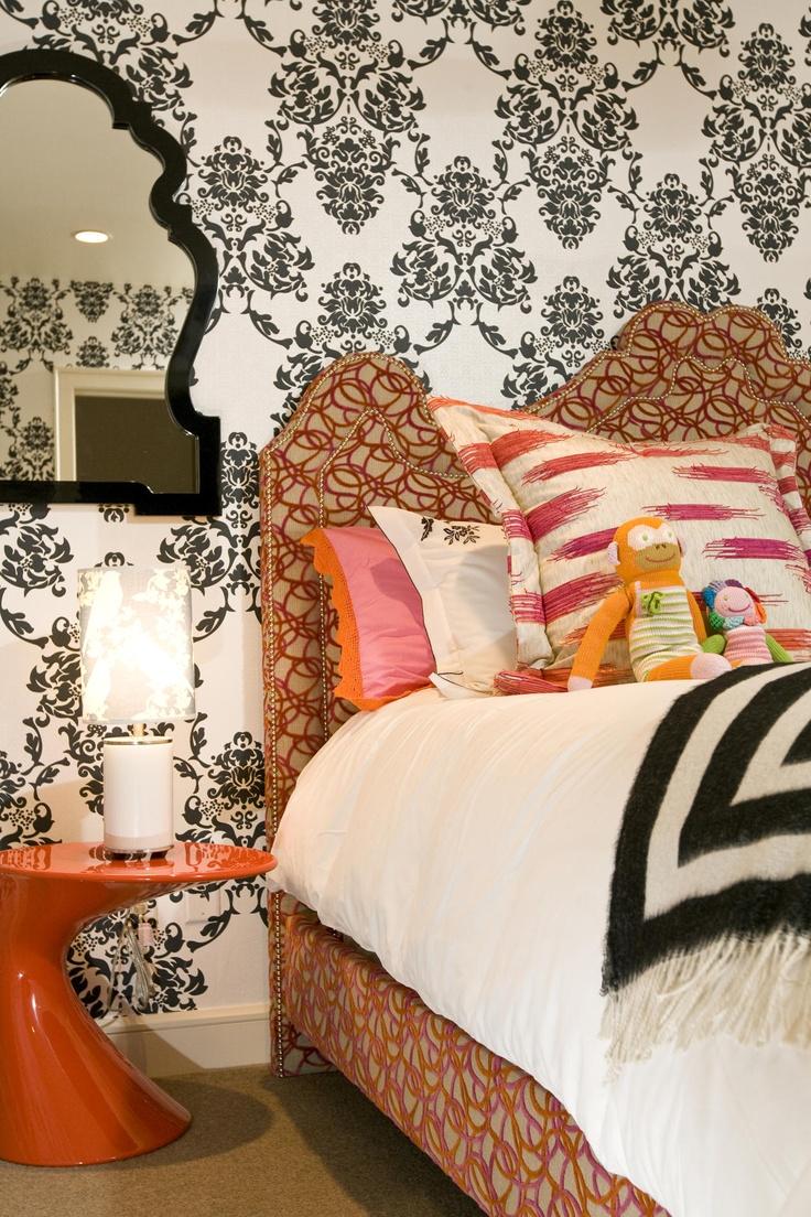 9 best orange & pink decor images on pinterest