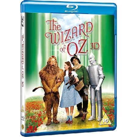 The Wizard of Oz - 75th Anniversary Edition Please note this is a region B Blu-ray and will require a region B or region free Blu-ray player in order to play Classic musical adaptation of the L Frank Baum novel starring Judy Garland Ray Bolger  http://www.MightGet.com/march-2017-2/the-wizard-of-oz--75th-anniversary-edition.asp