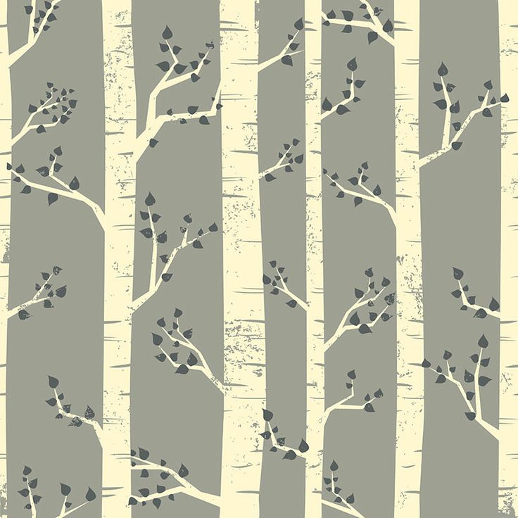 Scandinavian Tree Wallpaper Scandi Scandinavian