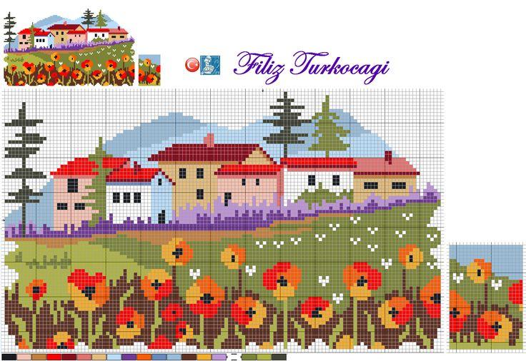 Yok olmadı beğenmediyseniz, çimenlerde yatıp yuvarlanalım o zaman :)) Designed by Filiz Türkocağı...