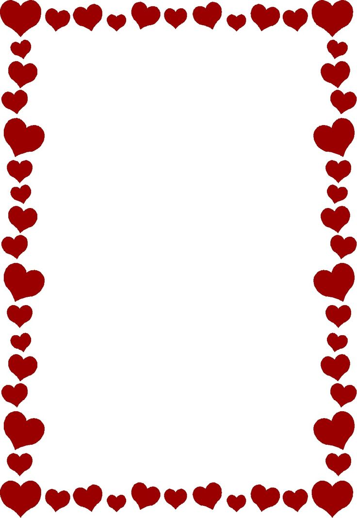 51 best heart borders images on pinterest writing paper rh pinterest com heart border clip art free red heart border clip art