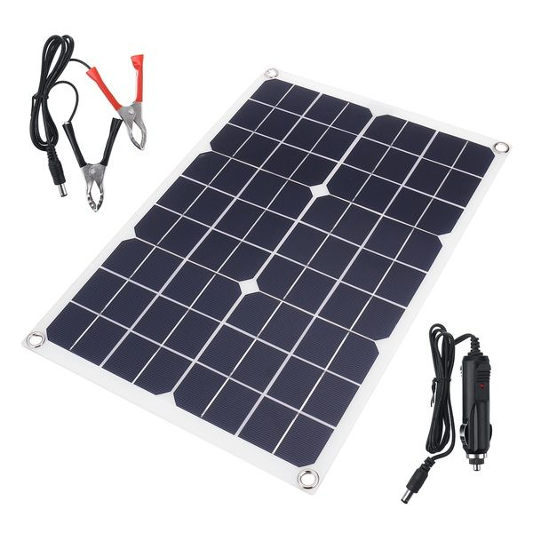 Solarcontroller Usb Waterproof Solarenergy 10 Solar Charger Solar Panels Flexible Solar Panels