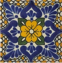 Polenco Talavera trivet hot plate mexican tile by SkyLawless, $15.00