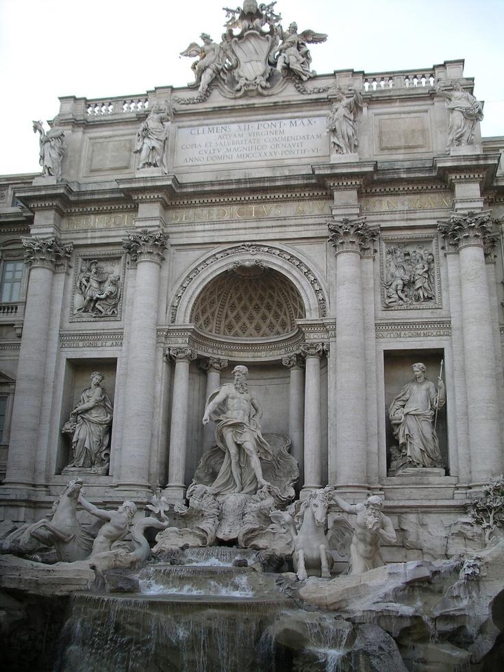 Roma  - Fuente de Trevi