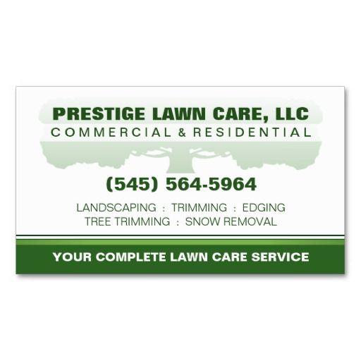 lawn service business cards templates wwwpixsharkcom