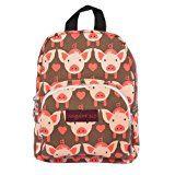 Bungalow 360 Kid's Mini Backpack (Pig)